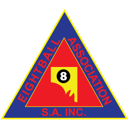 Eight Ball Association of South Australia Logo